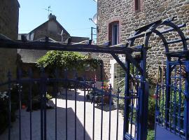 Hôtel de la Gare, hôtel à Saint-Malo
