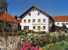 Landgasthof Winbeck, Hotel in Bayerbach
