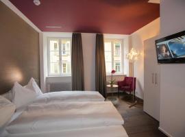 Boutique Hotel Orchidee, отель в городе Бургдорф