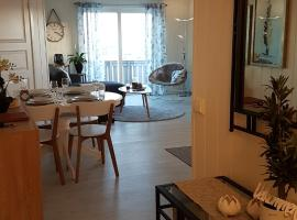 Tore Hunds Apartments, apartment in Andenes