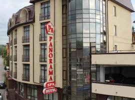 """Спа-Отель """"Панорама"""", отель в Кисловодске"""