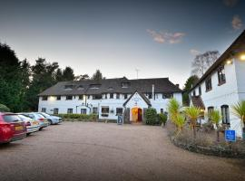 The Roundabout Hotel, hotel in Pulborough
