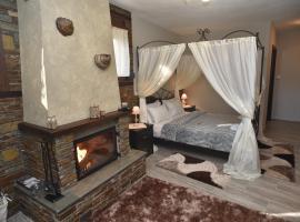 Guesthouse Athanasiou, ξενοδοχείο στο Κάτω Λουτράκι