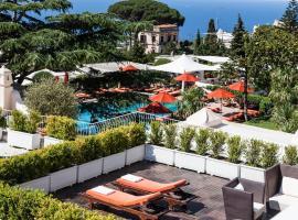 Capri Palace Jumeirah, hôtel à Anacapri
