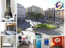 B&B City Center, accessible hotel in Naples