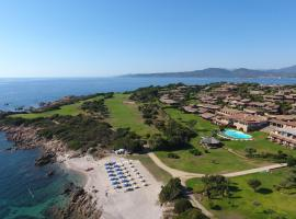 Due Lune Resort Golf & Spa, hotel a San Teodoro