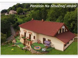 Penzión na Slnečnej stráni, hotel v blízkosti zaujímavosti Vodný raj Vyhne (Vyhne)