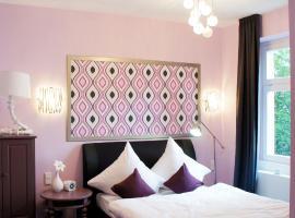 Kleine Villa Frankfurt, hotel a Francoforte sul Meno