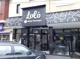 Lolo Hotel Boutique, hotel en Mar del Plata