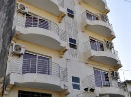 Résidence De La Porte Du Millenaire, hôtel à Dakar