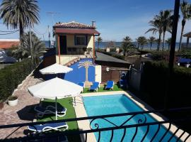 Hostal Oasis, guest house in Denia