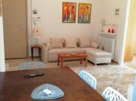 Asimelia Luxury Apartment, family hotel in Heraklio Town