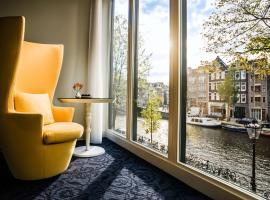 Andaz Amsterdam Prinsengracht - a concept by Hyatt, hotel en Ámsterdam