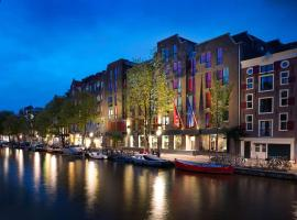 Andaz Amsterdam Prinsengracht - a concept by Hyatt, accessible hotel in Amsterdam