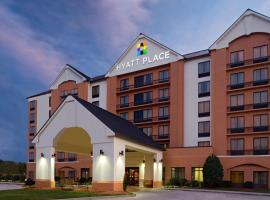 Hyatt Place San Antonio Airport/Quarry Market, hotel near San Antonio International Airport - SAT,