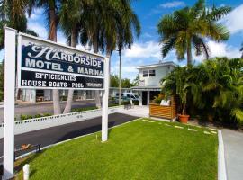 Harborside Motel & Marina, motel in Key West
