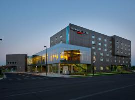 SpringHill Suites by Marriott Denver Downtown, hotel near Denver Art Museum, Denver