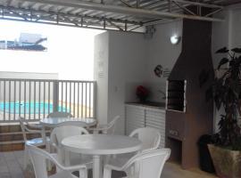Apartamento Próximo a Praia Grande, family hotel in Ubatuba