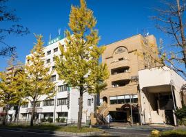 Business Hotel Sun Garden Matsuyama, hotel in Matsuyama