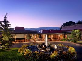 Hyatt Regency Monterey Hotel and Spa, golf hotel in Monterey