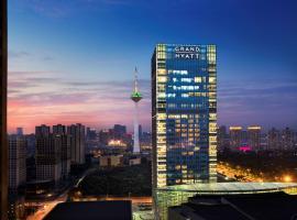 Grand Hyatt Shenyang, отель в Шэньяне