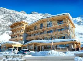 La Tovière, hotel in Val-d'Isère