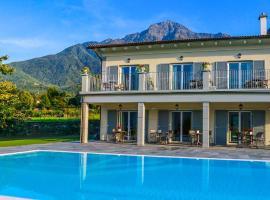 Foresteria Villa Margherita, guest house in Colico