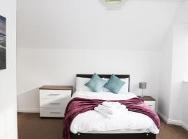 Parks Nest 6, apartment in Hull