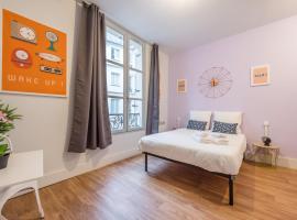 Apartment WS Hôtel de Ville - Musée Pompidou, apartment in Paris