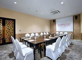 favehotel Tasikmalaya, hotel in Tasikmalaya