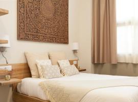 Hotel Radha, hotel in Hospitalet de Llobregat