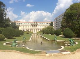 Les Grands Cedres, hotel in Nice