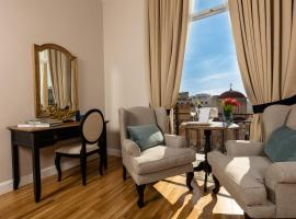 Athens Mansion Luxury Suites, hotel in Syntagma, Athens