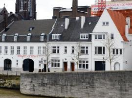 M-Maastricht, hotel near Maastricht Station, Maastricht