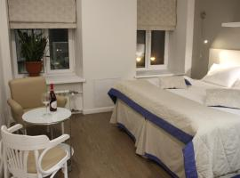 5 Evenings, hotel with jacuzzis in Saint Petersburg