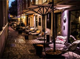 Vander Urbani Resort - a Member of Design Hotels, hotel in Ljubljana