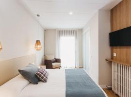 Hotel Catalunya Ribes de Freser, hotel a Ribes de Freser