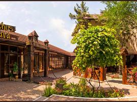 Hotel BACHUS, hotel near Dendrarium Botanical Garden Chisinau, Chişinău