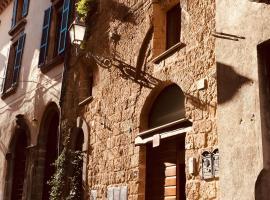 B&B La Casa Di Tufo, bed & breakfast a Orvieto