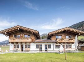 Chalets Steiner, golf hotel in Hart im Zillertal