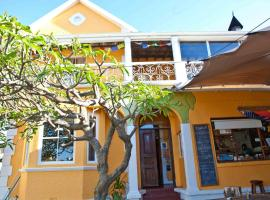 Green Elephant Backpackers, hostel in Cape Town