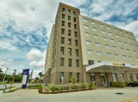 Sleep Inn Jacarei, hotel perto de Aeroporto Regional de São José dos Campos - SJK, Jacareí