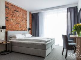 Gdynia Centrum – hotel w mieście Gdynia