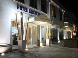 Hotel Las Terrazas Express, отель в городе Чильян