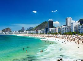 COPACABANA, MIRANTE DO AZUL MAR, homestay di Copacabana