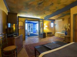 Hostal Blau, hotel in Peratallada