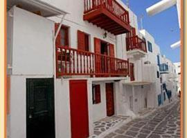 Studio Eleni, guest house in Mikonos