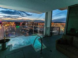 Dream Penthouse at Palms Place, vacation rental in Las Vegas