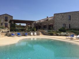 Agriturismo Casa Balata, hotel in Realmonte