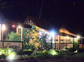 Banyu Homestay, family hotel in Banyuwangi